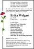 Erika Wolgast