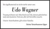 Udo Wagner