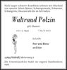 Waltraud Polzin