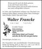 Walter Francke