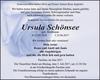 Ursula Schönsee