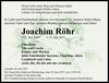 Joachim Röhr