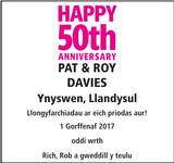 PAT : Golden anniversary