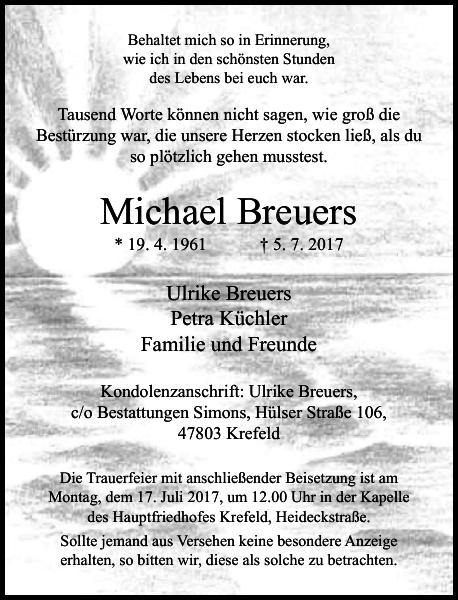 Michael Breuers