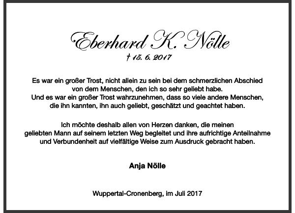 Eberhard K. Nölle
