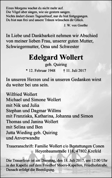 Edelgard Wollert