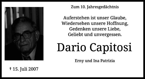 Dario Capitosi