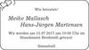 Meike Mallasch Hans-Jürgen Martensen