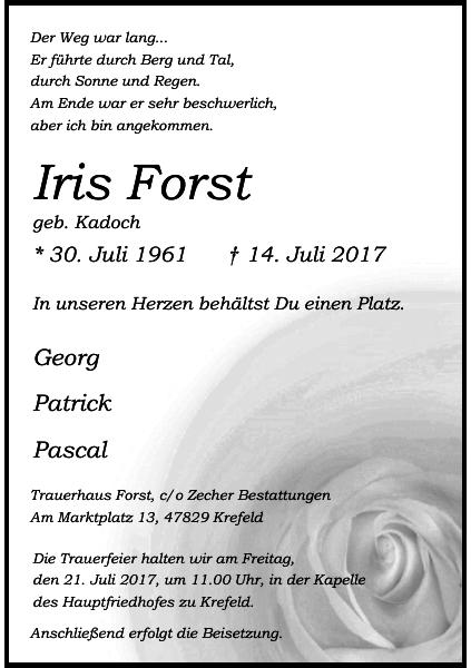 Iris Forst