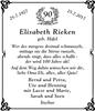 Elisabeth Rieken