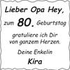 Opa Hey Kira