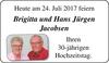 Brigitta und Hans Jürgen Jacobsen