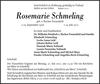 Rosemarie Schmeling