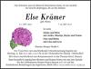 Else Krämer