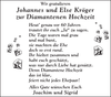 Johannes und Else Kröger