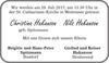 Christina Hakanson Nils Hakanson