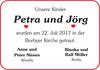 Petra und Jörg