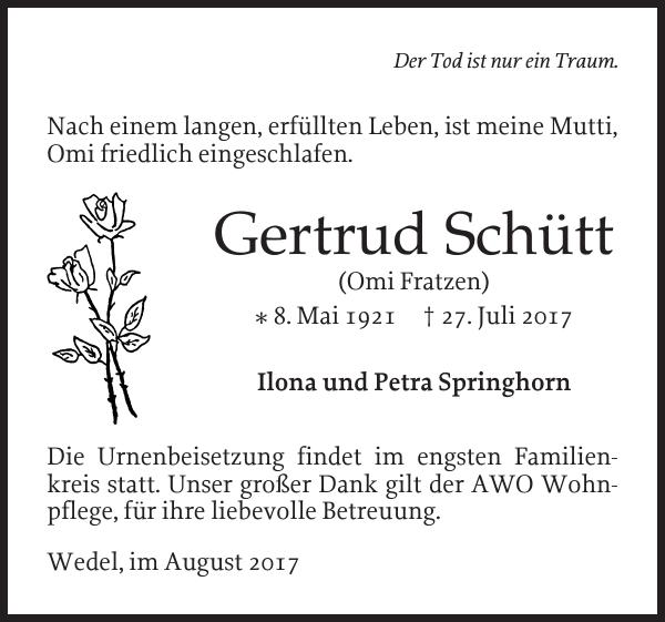 Tageblatt Wedel