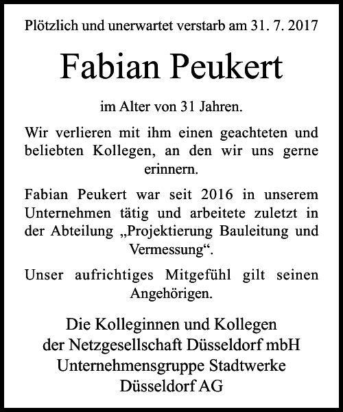 Fabian Peukert