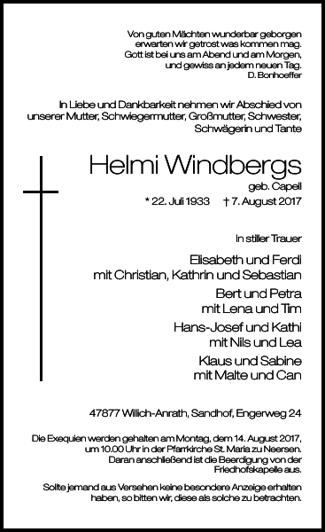 Helmi Windbergs