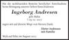 Ingeborg Andresen