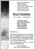 Kurt Dobler