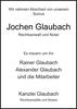 Jochen Glaubach
