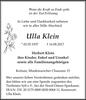 Ulla Klein