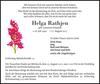 Helga Rathjen