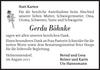 Gerda Böhnke