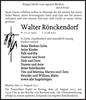 Walter Rönckendorf