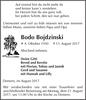 Bodo Bojdzinski