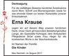 Erna Krause