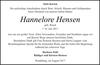 Hannelore Hensen