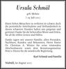 Ursula Schmäl