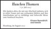 Hanchen Thomsen