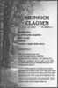 HEINRICH CLAUSEN