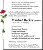 Manfred Becker