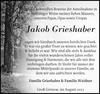 Jakob Grieshaber
