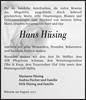 Hans Hüsing