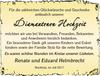 Renate und Eduard Helmbrecht