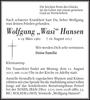 Wolfgang Wasi Hansen