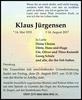 Klaus Jürgensen
