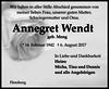 Annegret Wendt