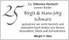 Birgit Hans-Jörg Schwarz