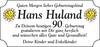 Hans Huland