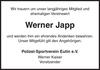 Werner Japp