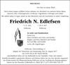 Friedrich N. Edlefsen