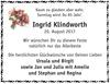 Ingrid Klindworth
