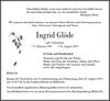 Ingrid Glöde
